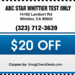 ABC STAR WHITTIER TEST ONLY